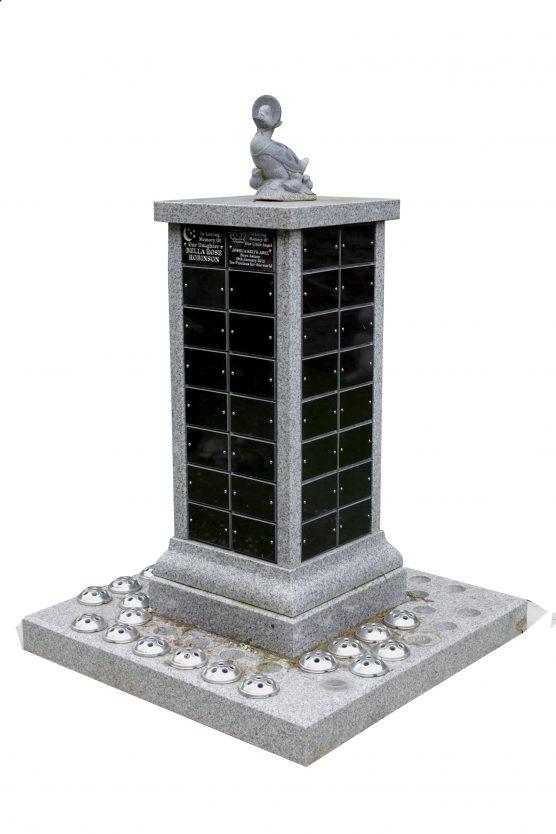 Jemima's Corner Name Tower