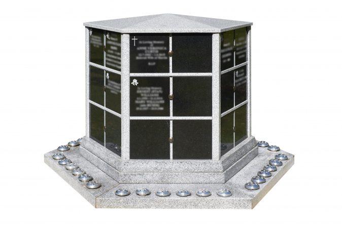 Granite niche